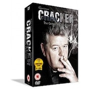 Cracker Complete Collection DVD