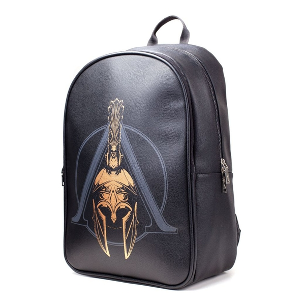 Assassin's Creed - Odyssey Logo Premium Unisex Backpack (Black)