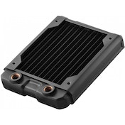 Black Ice  Nemesis GTS 120 Radiator Black