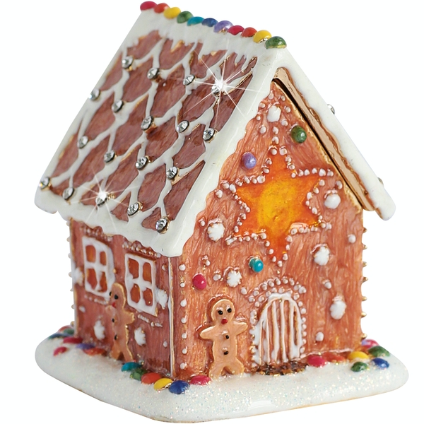 Craycombe Trinkets Gingerbread House