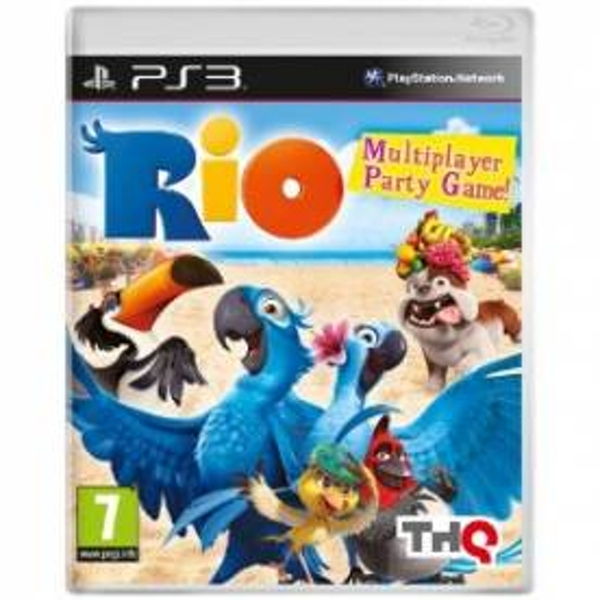Rio The Video Game PS3