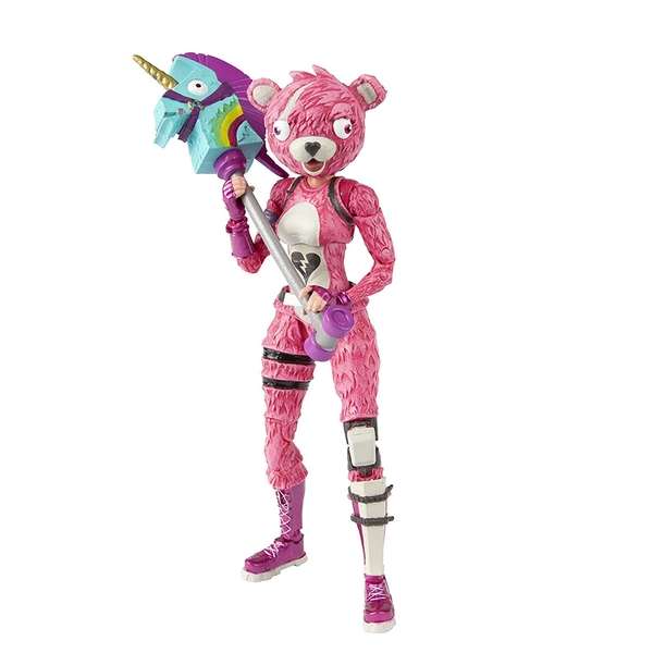 Cuddle Team Leader (Fortnite) McFarlane Action Figure - Image 1