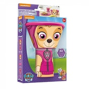 Skye (Paw Patrol) 3 Piece Stacking Meal Set