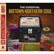 The Essential Motown Northern Soul CD