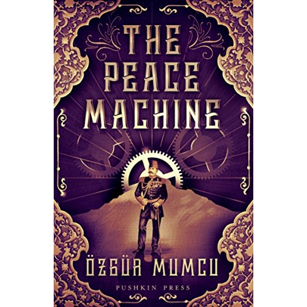 The Peace Machine  Hardback 2018