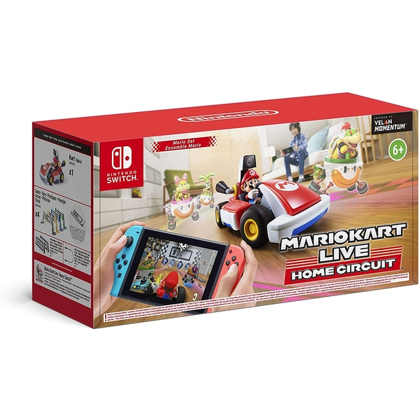 Mario (Mario Kart) Live Home Circuit for Nintendo Switch
