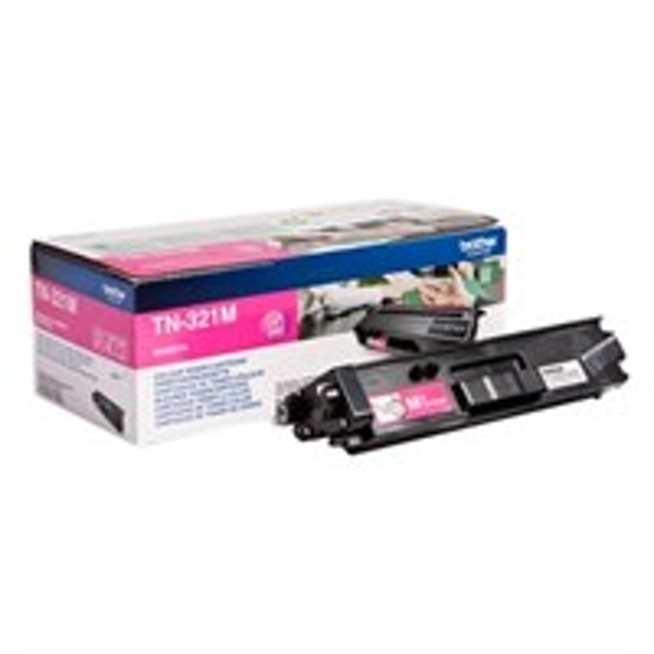 Brother TN-321M Toner magenta, 1.5K pages