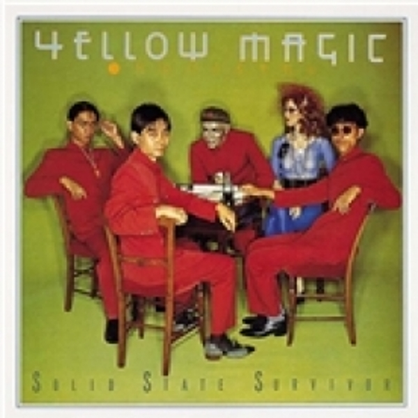 Yellow Magic Orchestra Solid State Survivor CD