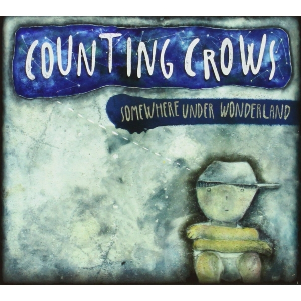 Counting Crows - Somewhere Under Wonderland CD