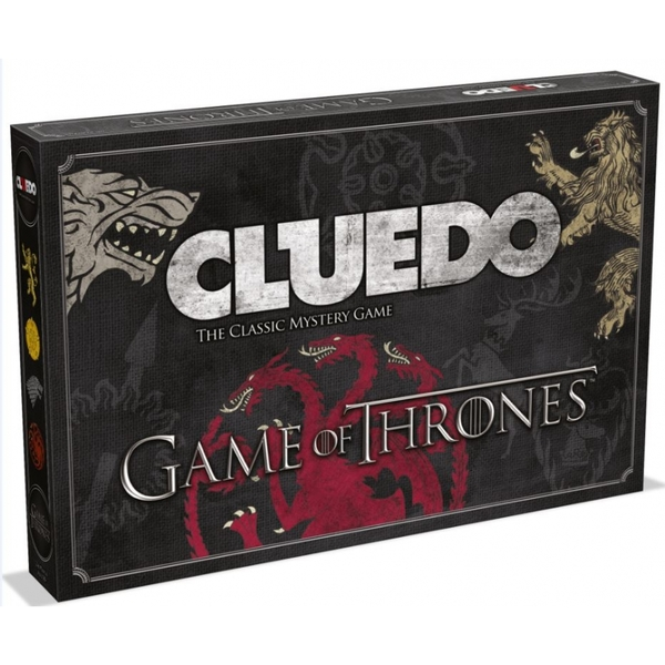Game Of Thrones Cluedo - Image 1