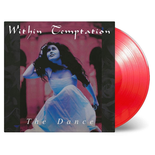Within Temptation - The Dance Red Vinyl
