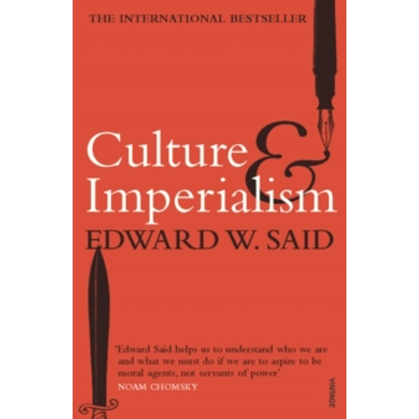 Culture And Imperialism by Edward W. Said (Paperback, 1994)