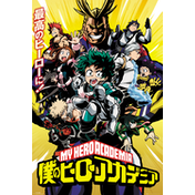 My Hero Academia Season 1 Maxi Poster
