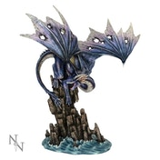 Leviathan's Wrath Dragon Figurine