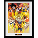 Dragon Ball Z 3 Gokus Framed Collector Print - Image 2