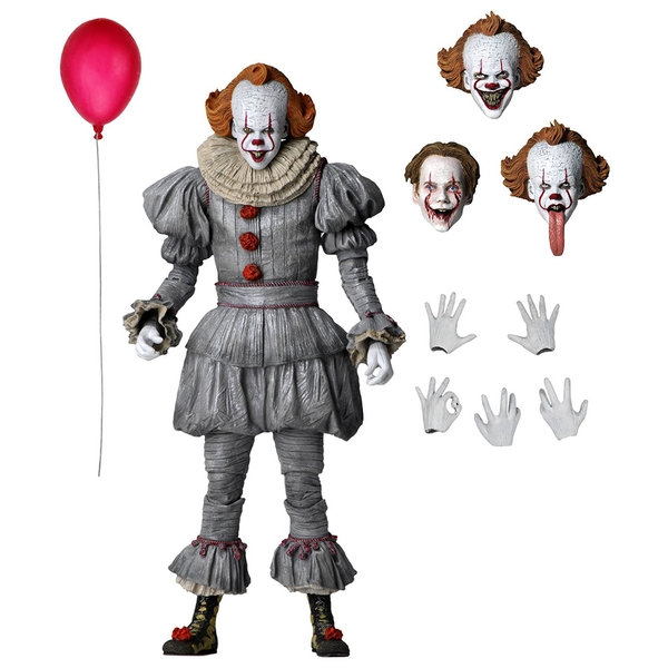 Pennywise (IT 2019 Chapter 2) Neca Action Figure
