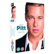 Brad Pitt Collection DVD