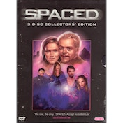 Spaced 3 Disc Collectors' Edition Complete Series 1 & 2 DVD