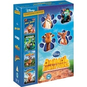 Disney Animal Adventures DVD