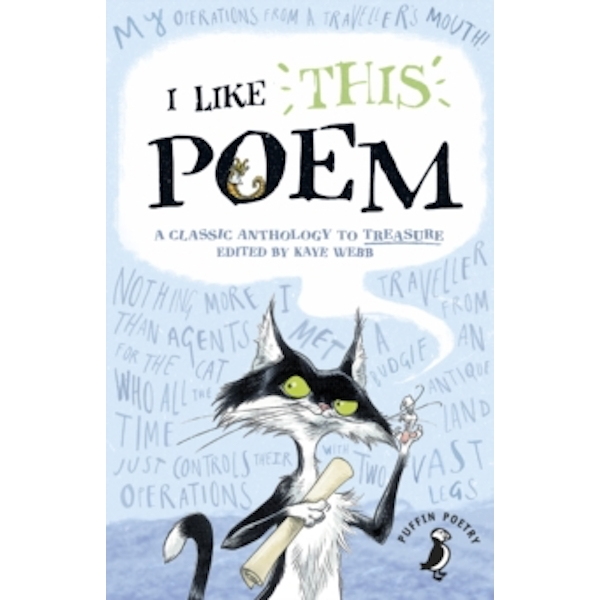 I Like This Poem (Puffin Poetry) Paperback