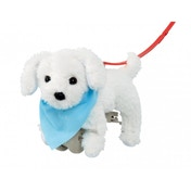 Ex-Display Snuggle Pets: Go Puppy Go - Charlie The Bichon Used - Like New