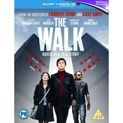 The Walk Blu-ray