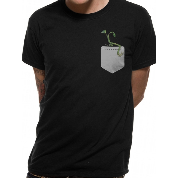 Fantastic Beasts: The Crimes of Grindelwald - Pickett In My Pocket Men's Small T-Shirt - Black