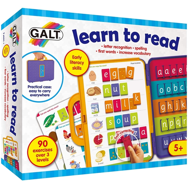 Learn to Read Play & Learn Toy