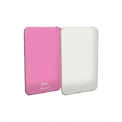 Storage Options MiScroll Covers Pink/White