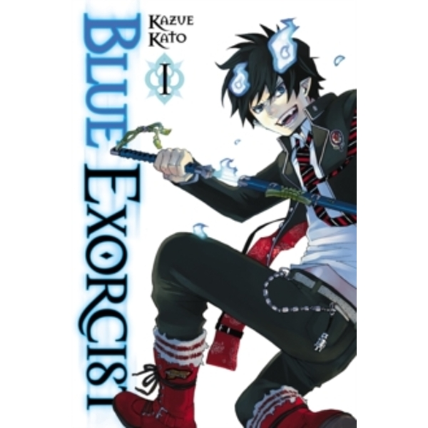 Blue Exorcist, Vol. 1 : 1