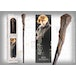 Ron Weasley PVC Wand and Prismatic Bookmark by The Noble Collection - Image 2