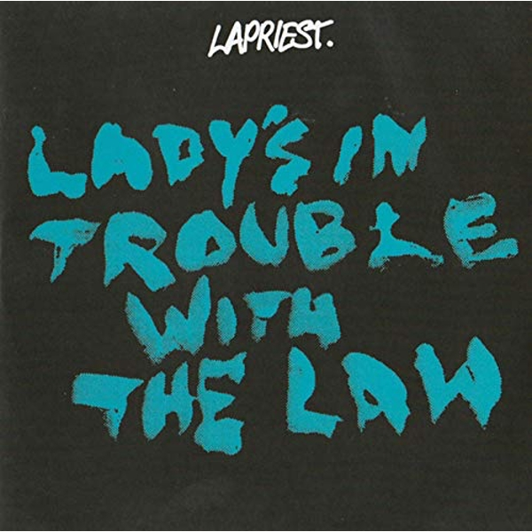 LA Priest ‎– Lady's In Trouble / Night Train Vinyl