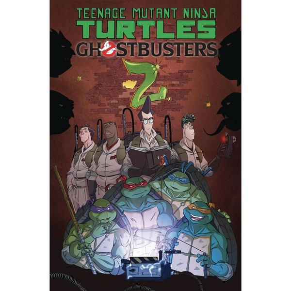 Teenage Mutant Ninja Turtles/Ghostbusters: Volume 2