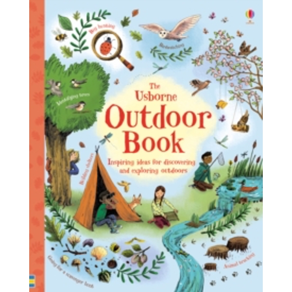 Outdoor Activity Book