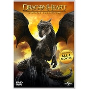 Dragonheart 4 Movie Collection DVD