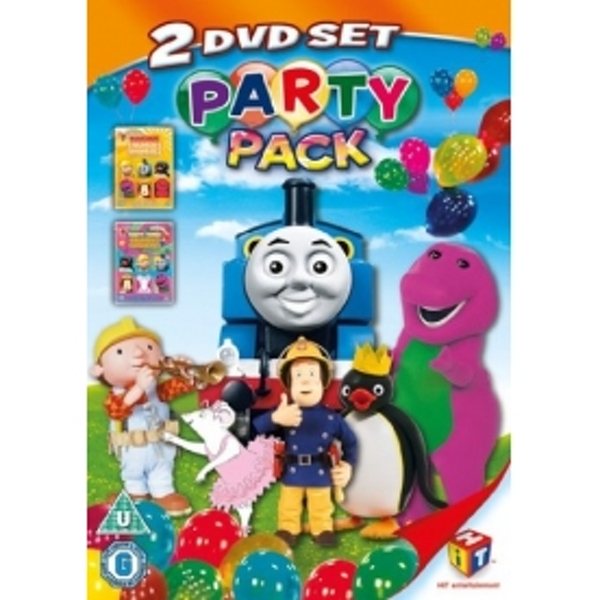 Party Pack Favourites Funshine and Party Time DVD