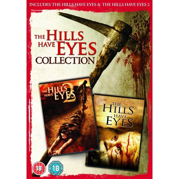 The Hills Have Eyes / The Hills Have Eyes 2 DVD