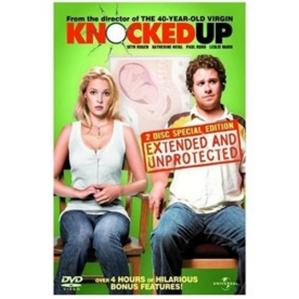 Knocked Up DVD