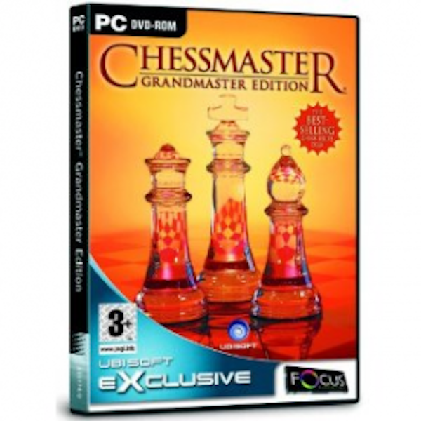 Chessmaster Grandmaster Edition Game PC