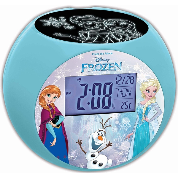 Lexibook Disney Frozen Projection Alarm Clock