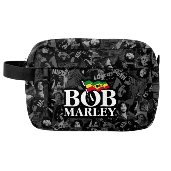 Bob Marley - Collage Wash Bag