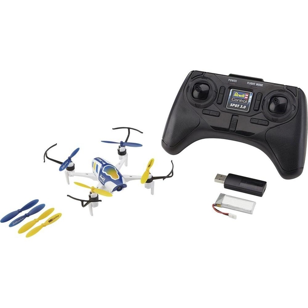 "Quadcopter ""SPOT 3.0"" Revell Control Drone - Image 1"