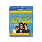The Perks of Being a Wallflower Blu-ray