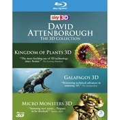 David Attenborough - The 3D Collection Blu Ray
