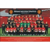 Manchester United Team Photo 12/13 Maxi Poster