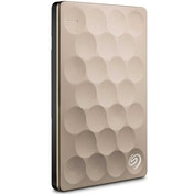 Seagate Backup Plus Ultra Slim 2TB external hard drive 2000 GB Gold