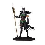 Metal Batman The Downed (Dark Knights) Statue