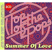 Top Of The Pops - Summer Of Love CD