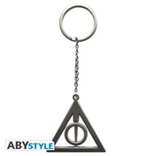 Harry Potter - Deathly Hallows 3D Keychain