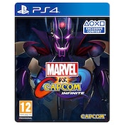 Marvel vs Capcom Infinite Deluxe Edition PS4 Game